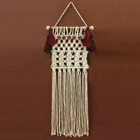 Design Works Zenbroidery Macrame Kit Sedona