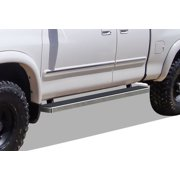 iBoard Running Board For Tundra Extended Cab 2 Full + 2 Suicide Doors