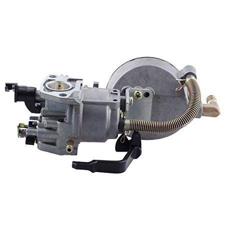 Lumix GC Manual Choke Dual Fuel Carburetor LPG NG Conversion Kit 2KW For Honda GX160 Engine Motor Generator 5.5HP (Dual Fuel Conversion)