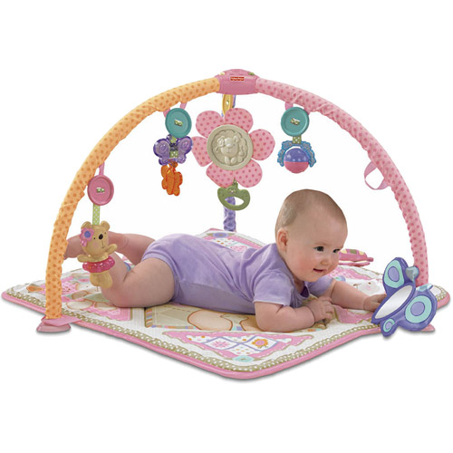 Fisher Price - Little Buttons Playtime Musical Gym