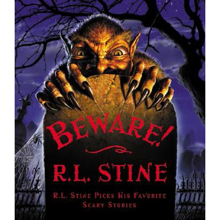 Beware! : R.L. Stine Picks His Favorite Scary Stories - A Scary Halloween Story Fill In
