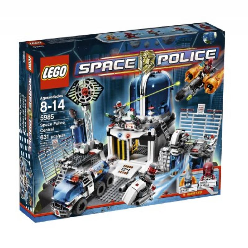 LEGO� Space Police Central 5985