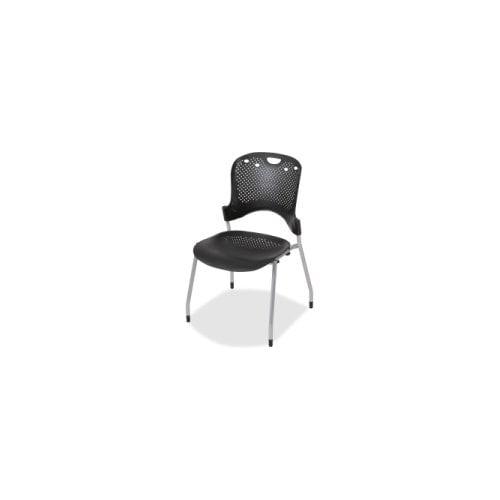 Balt Circulation Armless Stacking Chair (Set of 4)