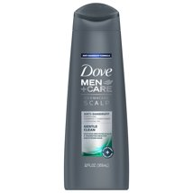 Shampoo & Conditioner: Dove Men+Care Dermacare Scalp