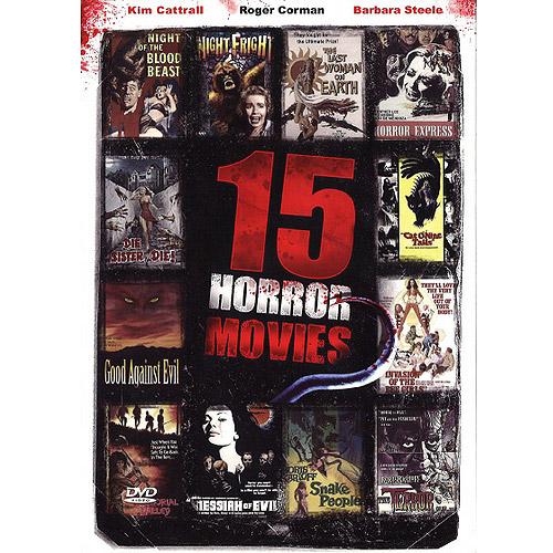 15 Film Night Of Horror by DIAMOND