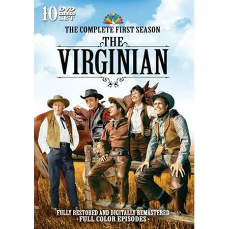 The Virginian: The Complete First Season (DVD) (Virginian Season 2)