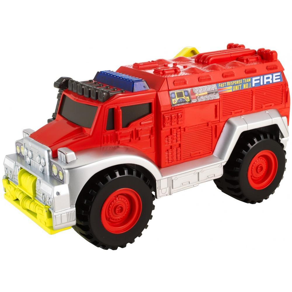Matchbox Power Shift Fire Truck by Mattel