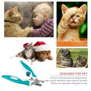 Pet Spring Nail Clipper Animal Dog Cats Nail Scissors Toe Claw Nail Cutter