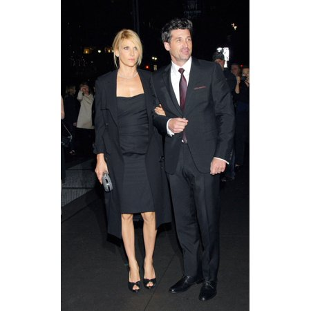 Jillian Dempsey Patrick Dempsey At Arrivals For Avon Foundation Celebrates Champions Who Change WomenS Lives Cipriani Restaurant 42Nd Street New York Ny October 27 2009 Photo By Desiree (Time Life 100 Photos That Changed The World)