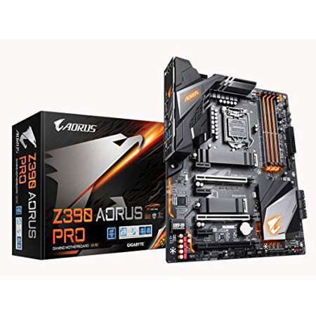 Aorus Ultra Durable Z390 AORUS PRO Desktop Motherboard - Intel Z390 Chipset - Socket H4 (Best Motherboard For Desktop In India)