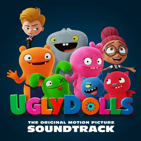 Ugly Dolls Soundtrack (CD) (Tinkerbell Secret Of The Wings Soundtrack List)