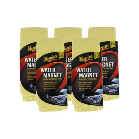 Meguiar's X2000 Water Magnet Microfiber Drying Towel (5