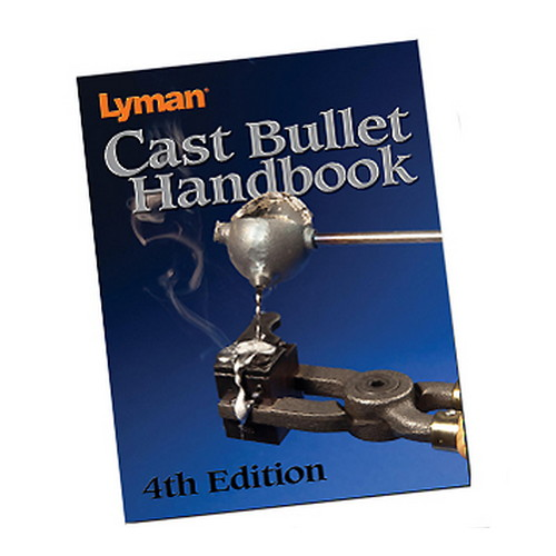 Lyman Cast Bullet Handbook 4th Edition SKU: 9817004 with Elite Tactical Cloth by Lyman