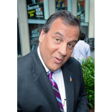 Governor Christie Halloween (Nj Governor Chris Christie Out And About For Celebrity Candids - Mon Outside Fox Studios In Manhattan New York Ny July 13 2015 Photo By Derek StormEverett Collection)