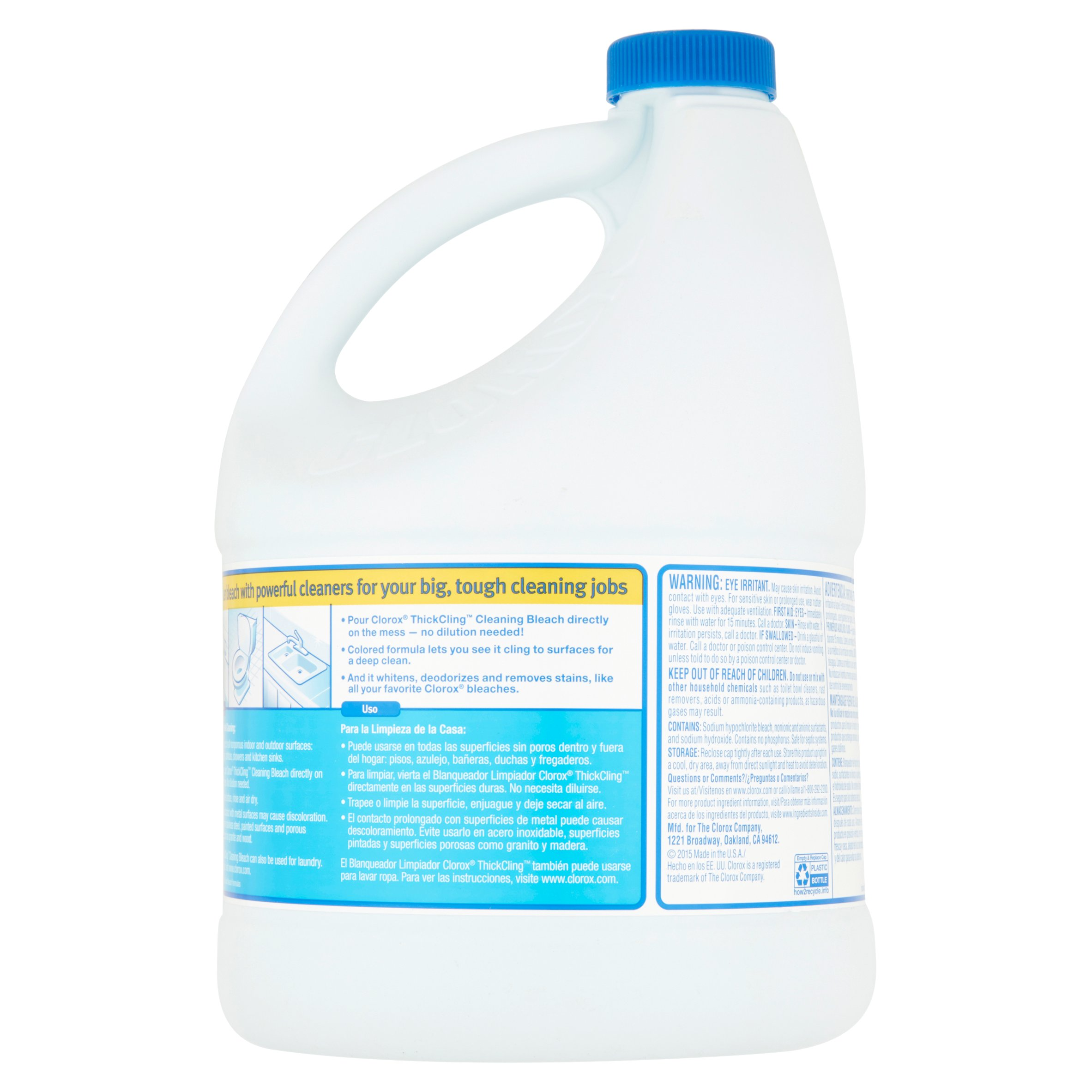 Cleaning With Bleach Solution