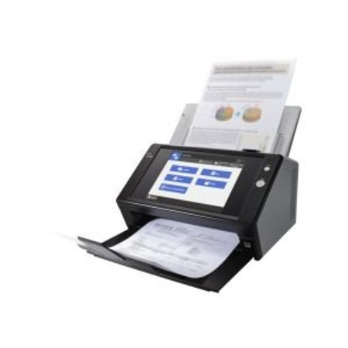 Fujitsu N7100 Sheetfed Scanner - 600 Dpi Optical - 24-bit Color - 8-bit
