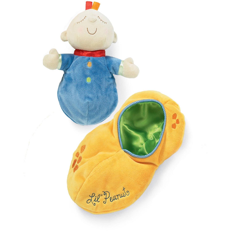 Manhattan Toy Snuggle Pods Lil' Peanut Baby Doll
