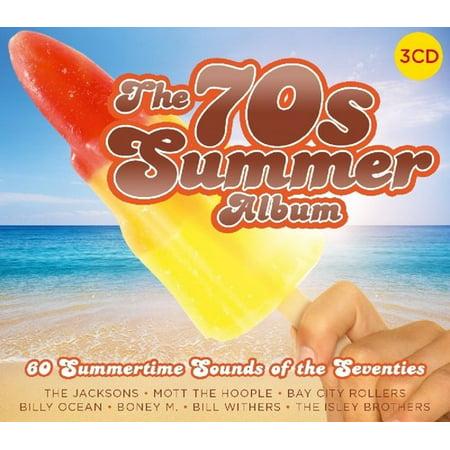 70s Summer Album / Various (CD)