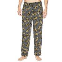 DC Comics Batman Vintage Logo Lightweight Men's Lounge Pajama Pants RO087MPT