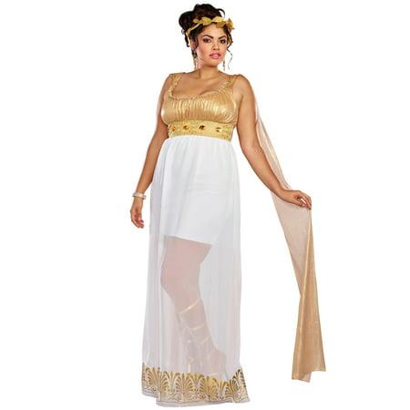 Athena Plus Size Costume - Athens Halloween