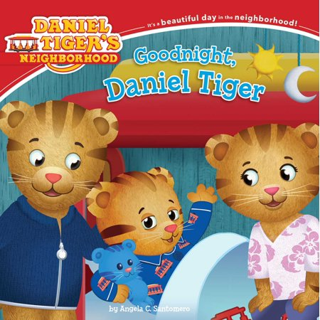 Goodnight, Daniel Tiger - Daniel Tiger Fabric
