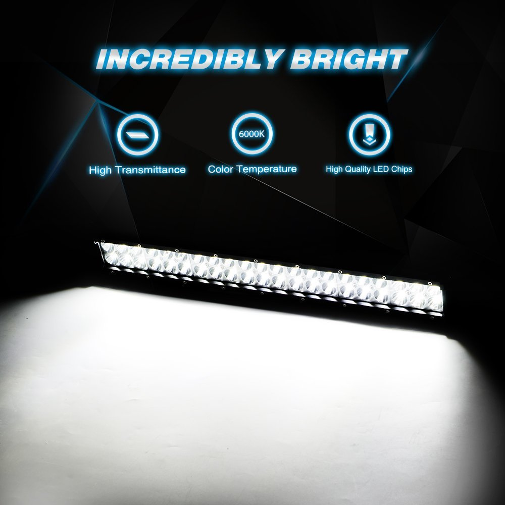Led light bar nilight 20 inch 126w led work light spot flood combo led light bar nilight 20 inch 126w led work light spot flood combo led bar off road lights driving lights led fog light jeep lights boat lighting 2 years aloadofball
