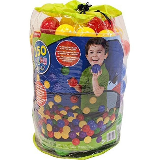 Playhut 37104-2V Play Balls, Count of 150