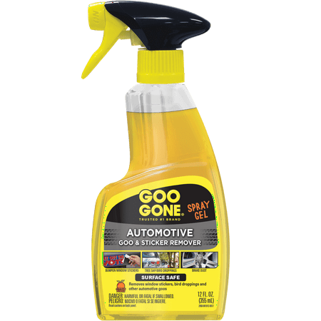 Goo Gone Automotive Adhesive Remover & Cleaner - 12