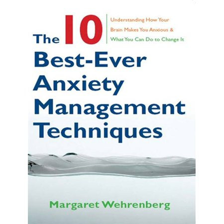 The 10 Best-Ever Anxiety Management Techniques: Understanding How Your Brain Makes You Anxious and What You Can Do to Change It - (The 10 Best Ever Anxiety Management Techniques Workbook)