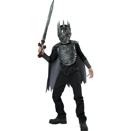Dark Crusader Halloween Costume](Halloween Candy Buckets)