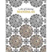 Art of Coloring Mandalas