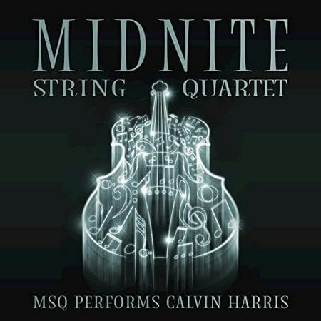 Midnight String Quartet Performs Calvin Harris