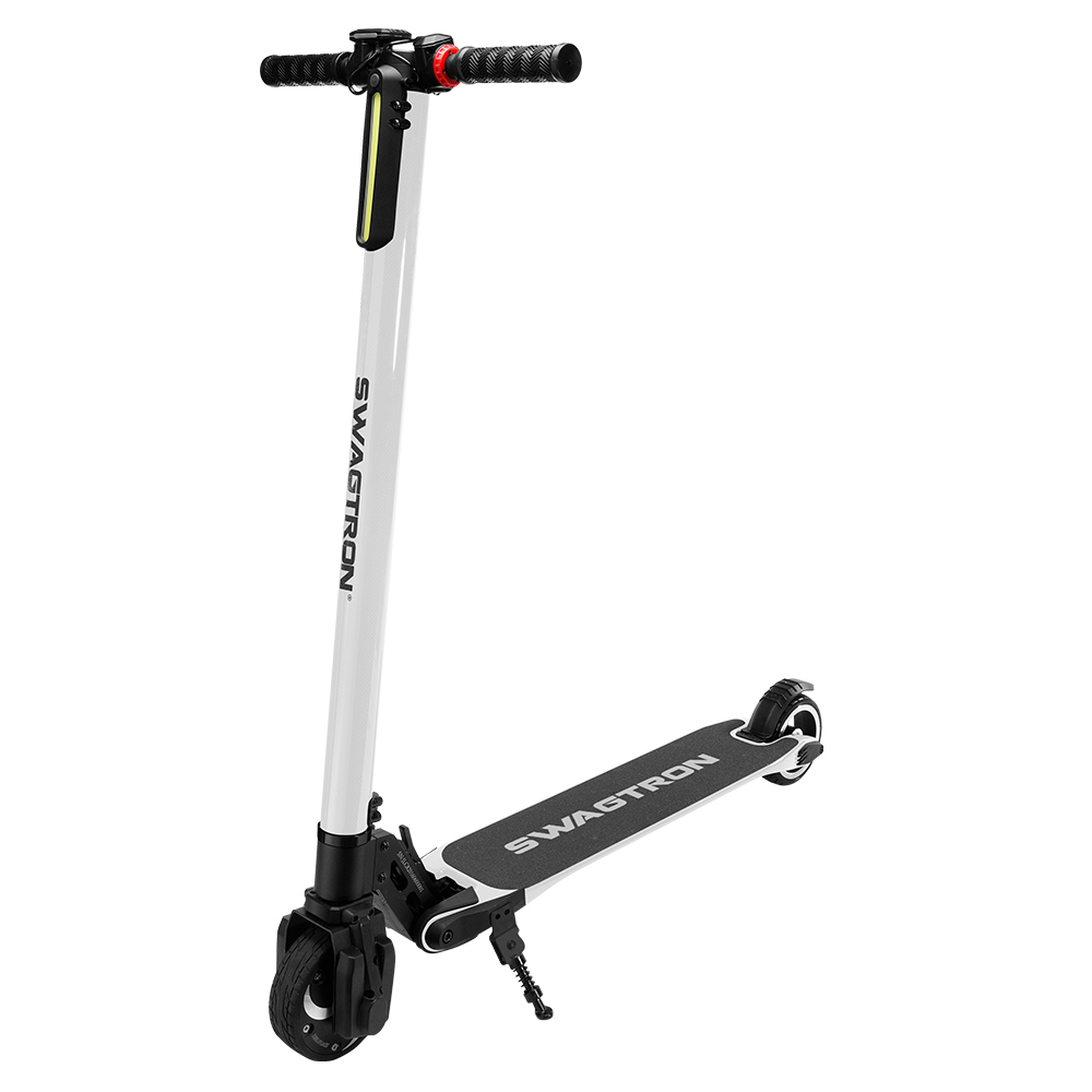 (Recertified) SWAGTRON Swagger High Speed Adult Electric Scooter; Ultra-Lightweight Carbon... by