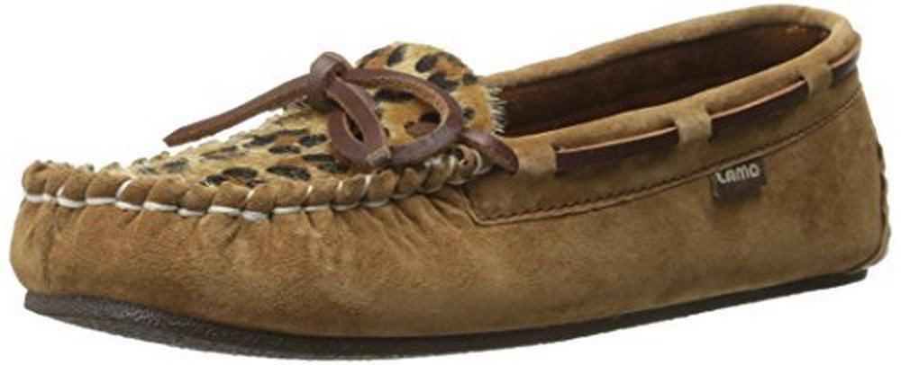 Lamo Sabrina Moc Moccasins Boat Shoes Slippers Size 8 by Lamo