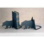 Lone Bear Bookends 23404
