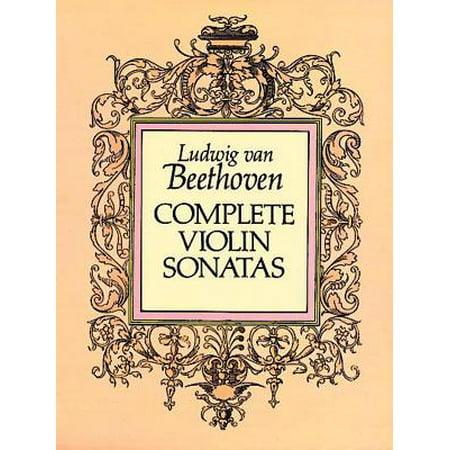 Complete Chamber Sonatas (Complete Violin Sonatas)