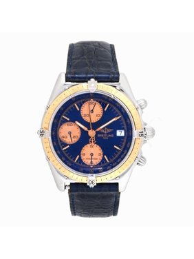 Pre-Owned Breitling Chronomat C13047 Steel  Watch (Certified Authentic & Warranty)