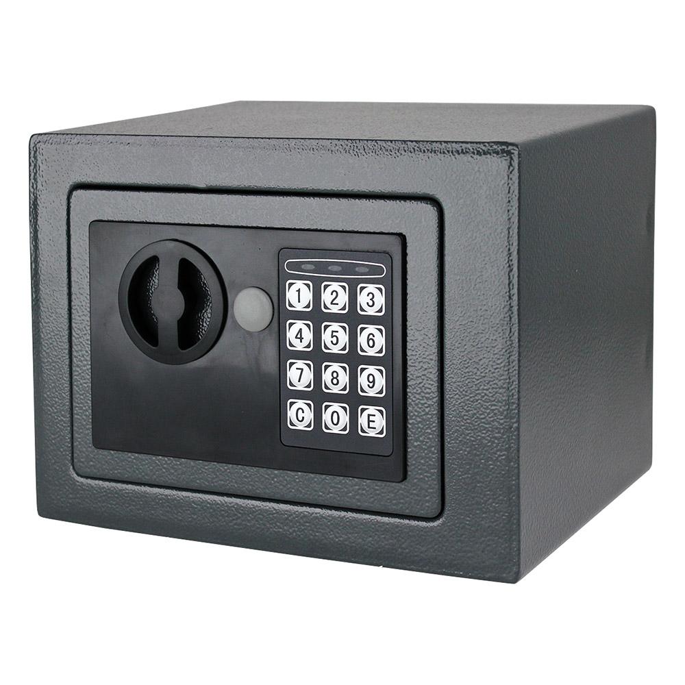 Digital Electronic Small Safe Box Keypad Lock Home Wall