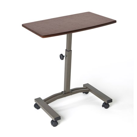 Mobile Laptop Desk Cart by Seville Classics