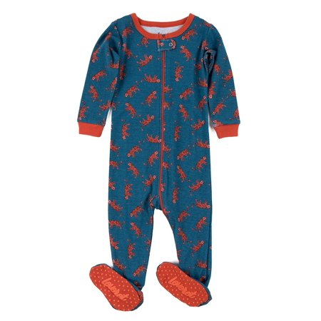 8f85d95d3 Leveret - Leveret Kids Pajamas Baby Boys Girls Footed Pajamas ...