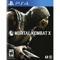 Warner Bros. Mortal Kombat X (PS4) - Pre-Owned