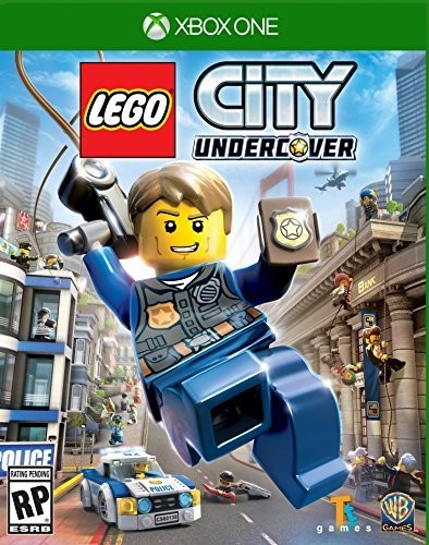 Warner Bros. Lego City Undercover for Xbox One by WHV Games