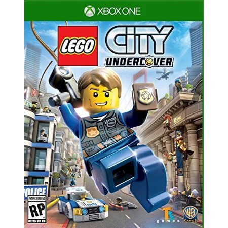 LEGO City Undercover, Warner Bros, Xbox One](Party City Shop Online)