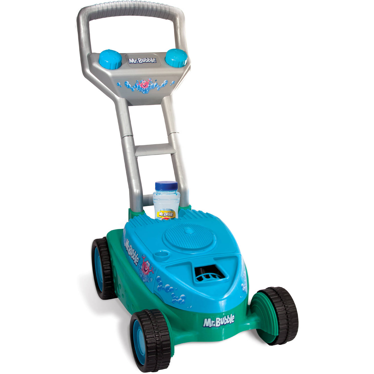 Kid Galaxy Push Bubble Mower by Mr. Bubble by Kid Galaxy