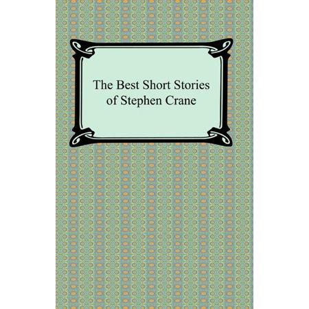 The Best Short Stories of Stephen Crane - eBook