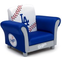 e93930ea4 Product Image MLB Los Angeles Dodgers Kids Upholstered Chair by Delta  Children