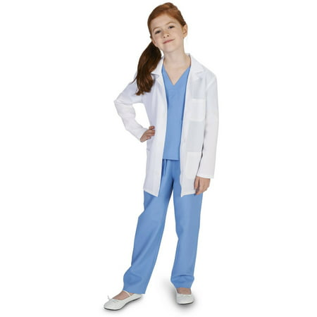 Dr. Doctor Child Halloween Costume - Funny Doctor Names Halloween