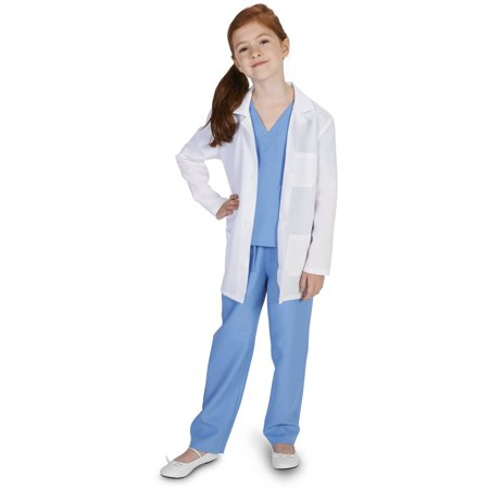 Dr. Doctor Child Halloween Costume - Child Dr Seuss Costume