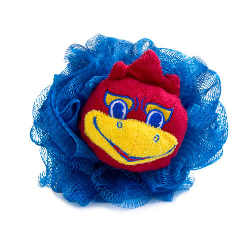 NCAA - Kansas Jayhawks Shower Loofah