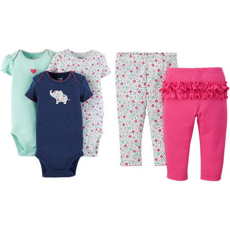 3f3a6094b1 ... UPC 888510759096 product image for Child Of Mine Made By Carter s  Newborn Baby Girl Bodysuit